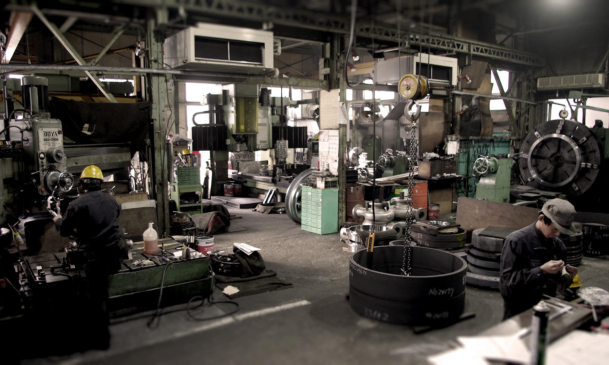 笹川製作所ブログ